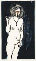 Young Venus [11 1/4 x 19 3/4 in.]  1980